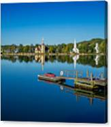 Mahone Bay Canvas Print