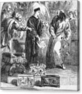 Merchant Of Venice Canvas Print