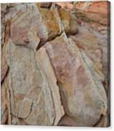 Morning In Valley Of Fire State Park Canvas Print