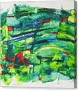 Nowruz Canvas Print