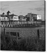 Old Orchard Beach Maine Canvas Print