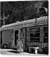 O'rourke's Diner Canvas Print