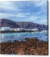 Orzola - Lanzarote Canvas Print