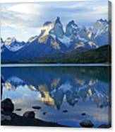 Patagonia Reflection Canvas Print