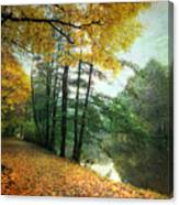 Peaceful Path Canvas Print
