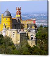 Pena Palace Canvas Print