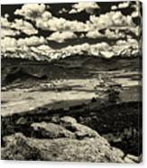 Pleasant Valley Colorado Canvas Print