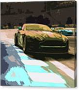 Power And Motors Canvas Print