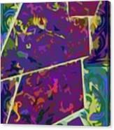 projekt kOSIARZ Canvas Print