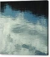 Quarry Reflections II Canvas Print