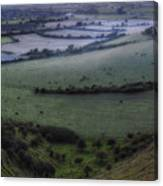 Roundway Hill - England Canvas Print