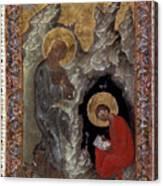 Saint John Canvas Print