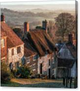 Shaftesbury - England Canvas Print