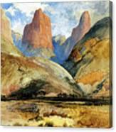 South Utah Canvas Print