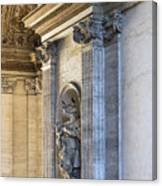 St Peter's Basilica Canvas Print