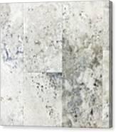 Stone Tiles Canvas Print