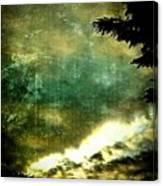 #sunrise #sun #tagsforlikes.com #tflers Canvas Print