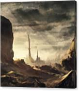 Sword Art Online II Canvas Print