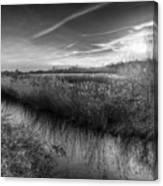 The Ambling River Canvas Print