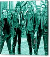 The Clash Collection Canvas Print