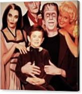 The Munsters Canvas Print