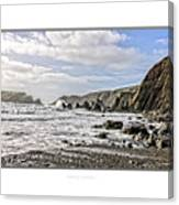 The Pembrokeshire Coast Canvas Print