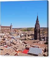 Toledo, Spain Canvas Print