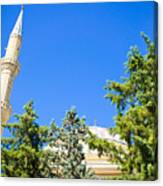 Turkish Mosque Canvas Print