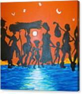 Uhuru Series Canvas Print