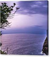 Uluwatu Temple Canvas Print