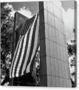 Viet Nam Veteran's Memorial Canvas Print