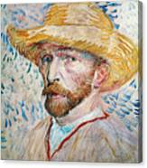 Vincent Van Gogh (1853-1890) Canvas Print