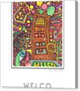 Welco Canvas Print