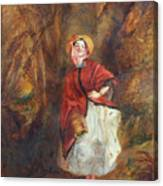 William Powell Frith Canvas Print
