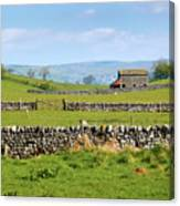 Yorkshire Dales - England Canvas Print