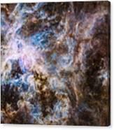 30 Doradus - Tarantula Nebula 8  Canvas Print