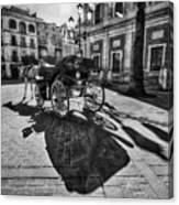 Seville Sevilla Andalucia Spain Canvas Print