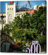 300 Years Of New Orleans Canvas Print