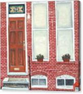 305 Hamburg Canvas Print