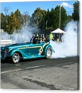 3064 09-29-13 Esta Safety Park Canvas Print