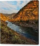 Nature Art Landscape Canvas Print