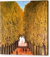 31165 Henri Rousseau Canvas Print