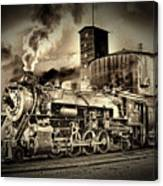 3254 In Old-time Look Canvas Print