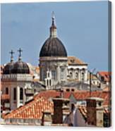 Dubrovnik Croatia Canvas Print