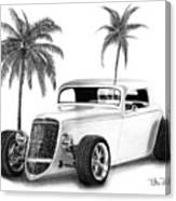 33 Ford Coupe Canvas Print