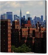 New York City Skyline 3 Canvas Print