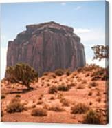 #3328 - Monument Valley, Arizona Canvas Print