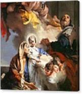 33613 Giovanni Battista Tiepolo Canvas Print