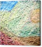 34 Canvas Print