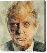 Donald Trump Canvas Print